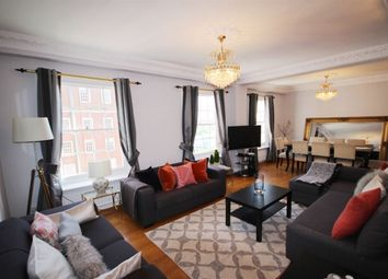 Thumbnail 4 bed flat to rent in Apsley House, Finchley Road, St Johns Wood