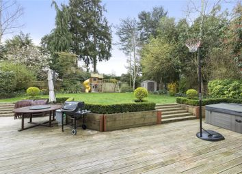 Thumbnail 6 bed detached house for sale in Mayfield Road, Weybridge, Surrey