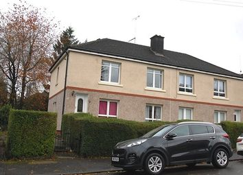 Thumbnail 2 bed flat for sale in 28 Midlem Drive, Cardonald, Glasgow