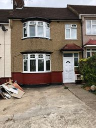 Thumbnail 3 bed terraced house to rent in Newton Road, Wembley