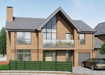 "Thumbnail 4 bed property for sale in ""Copthorne"" at Kitsmead Lane, Longcross, Chertsey"