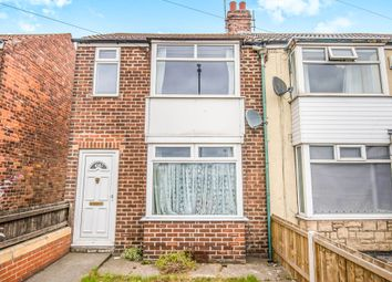 Thumbnail 2 bedroom semi-detached house for sale in Hedon Road, Hull