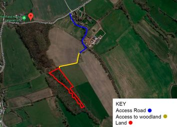 Land for sale in Land Off Clough Road, Flockton, Wakefield WF4
