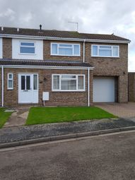 Thumbnail 4 bed semi-detached house for sale in Childers Street, Whittlesey, Peterborough