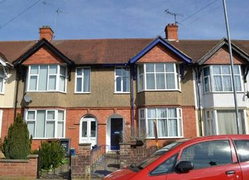 Thumbnail 3 bed terraced house for sale in Greville Avenue, Spinney Hill, Northampton