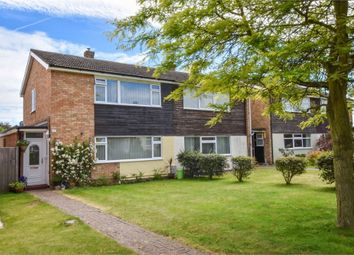 Thumbnail 3 bed semi-detached house for sale in Elm Close, Great Bentley, Colchester, Essex