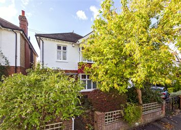 Thumbnail 4 bed detached house for sale in Bolton Gardens, Teddington
