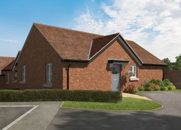 "Thumbnail 2 bed bungalow for sale in ""The Glaston 3"" at Hill Top Close, Market Harborough"
