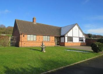 Thumbnail 4 bed bungalow to rent in School Lane, Hints, Tamworth
