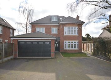 Thumbnail 5 bed detached house for sale in Foston Road, Countesthorpe, Leicester