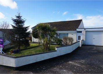 Thumbnail 3 bed detached bungalow for sale in Newlands Park Estate, Valley