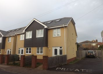 Thumbnail 3 bedroom end terrace house to rent in The Close, Drayton, Portsmouth