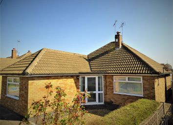 Thumbnail 2 bed detached bungalow for sale in Andrew Road, Anstey, Leicester