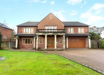 Thumbnail 5 bed detached house for sale in Blackburn Road, Egerton, Bolton, Greater Manchester