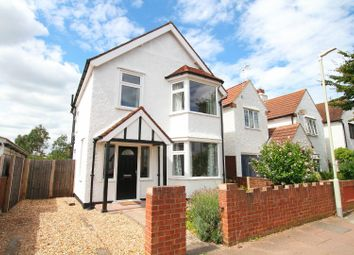 Thumbnail 3 bed detached house for sale in Stanley Road, Herne Bay