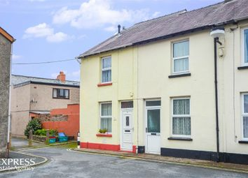 Thumbnail 3 bed end terrace house for sale in Newmarch Street, Brecon, Powys