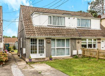 Thumbnail 3 bed semi-detached house for sale in Pontardulais Road, Gorseinon, Swansea
