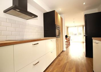 Thumbnail 3 bed terraced house to rent in Gibsons Hill, London