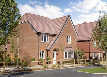 "Thumbnail 4 bed detached house for sale in ""Holden"" at William Morris Way, Tadpole Garden Village, Swindon"