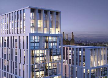 Thumbnail 1 bedroom flat for sale in Battersea Exchange, Battersea