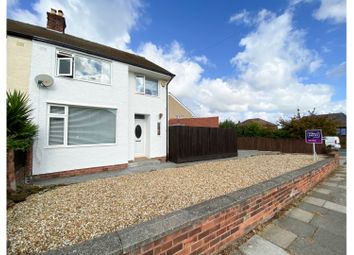 Thumbnail 3 bed semi-detached house for sale in Gleggside, West Kirby, Wirral