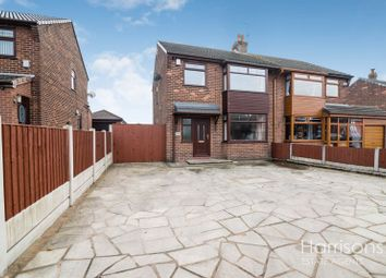 Thumbnail 3 bed semi-detached house for sale in Park Road, Westhoughton, Bolton, Lancashire.