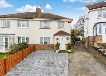 Thumbnail 3 bed semi-detached house for sale in Seabrook Drive, West Wickham