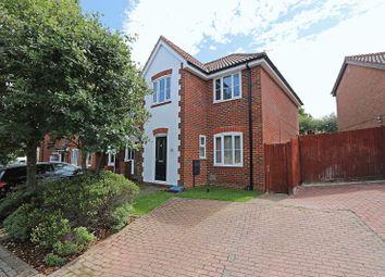 3 bed end terrace house for sale in Holyhead Crescent, Tattenhoe, Milton Keynes MK4