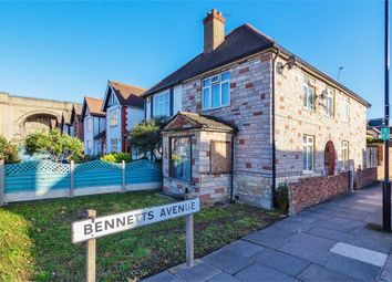 3 bed semi-detached house for sale in Greenford Road, Greenford, Middlesex UB6