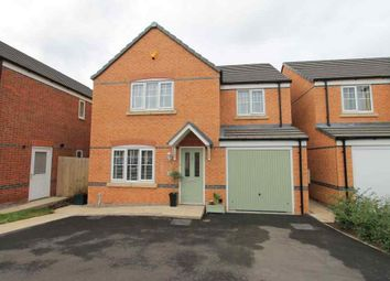 Thumbnail 4 bed detached house for sale in Woodpecker Close, Sandbach