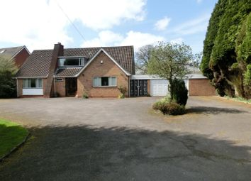 Thumbnail 4 bed detached house for sale in Alcester Road, Wythall, Birmingham