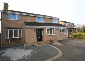 Thumbnail 5 bedroom detached house for sale in Whittington Road, Westlea, Swindon