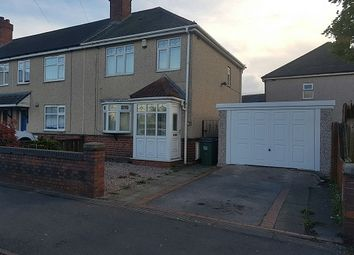 Thumbnail 3 bed end terrace house to rent in Layburnum Road, Tipton