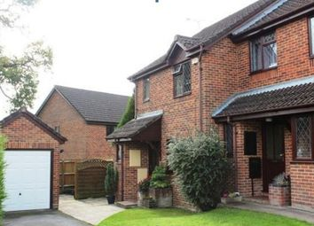 Thumbnail 3 bed semi-detached house for sale in Damask Gardens, Waterlooville