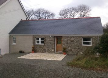 Thumbnail 1 bed barn conversion to rent in Gelli, Pontyglasier, Crymych