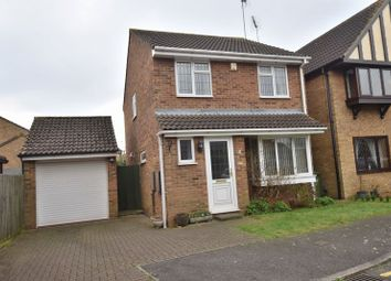 Thumbnail 3 bed detached house for sale in Linacres, Leagrave, Luton