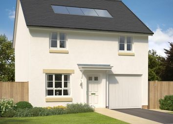 "Thumbnail 4 bed detached house for sale in ""Glenbuchat"" at Huntingtowerfield, Perth"
