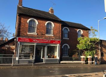 Thumbnail Retail premises for sale in 2A Oulton Road, Stone, Staffordshire