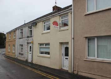 Thumbnail 2 bed terraced house to rent in Bryngwyn Road, Dafen, Carmarthenshire.