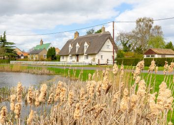 Thumbnail 4 bed detached house for sale in Pond Green, Wicken, Ely, Cambridgeshire