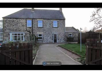 Thumbnail 2 bedroom semi-detached house to rent in North Terrace, Alnwick