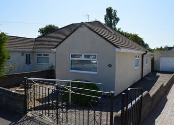 Thumbnail 3 bed semi-detached bungalow for sale in Fairfield Rise, Llantwit Major