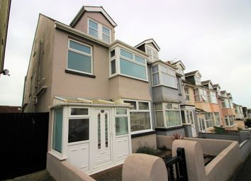 Thumbnail 4 bed end terrace house for sale in Second Avenue, Torquay