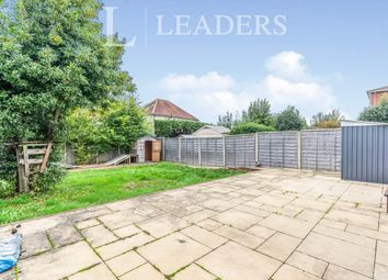 Thumbnail 4 bed semi-detached house to rent in Wilton Road, Shirley, Southampton