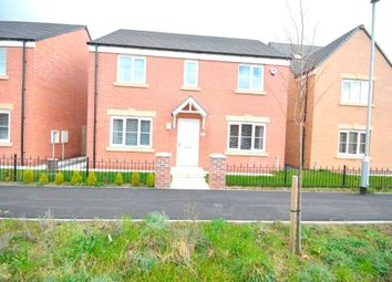 Thumbnail 4 bed detached house for sale in Buckingham Walk, Newfield, Chester Le Street