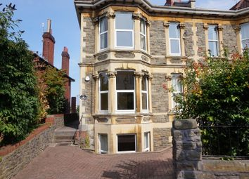 Thumbnail 4 bed maisonette to rent in Trelawney Road, Cotham