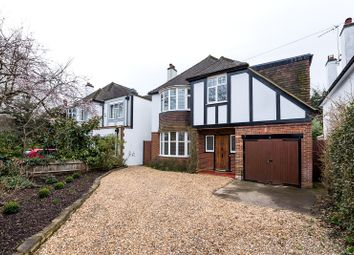 Thumbnail 6 bed detached house for sale in Sandy Lane, Petersham