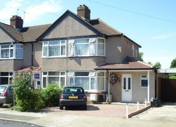 Thumbnail 3 bedroom semi-detached house to rent in Faringdon Avenue, Bromley