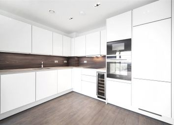 Thumbnail 2 bed flat for sale in Skylark Point, 48 Newnton Close, London