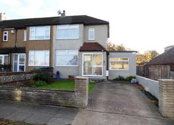 Thumbnail 2 bed end terrace house for sale in Rollesby Road, Chessington